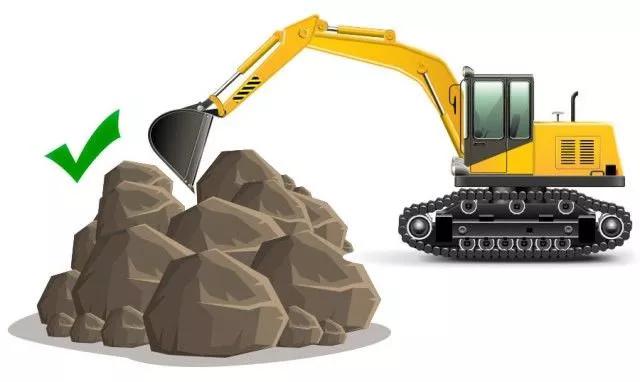 挖斗操作说明